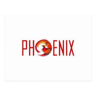PHOENIX POSTCARD