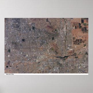 Phoenix, Salt River, Tempe, Arizona Poster