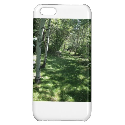phone case forest iPhone 5C case