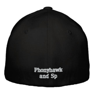 Phonyhawk and Sp Hat Embroidered Hats