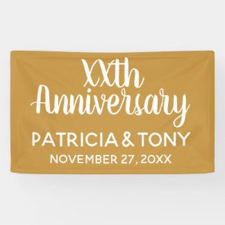 Photo Booth Any Wedding Anniversary CAN EDIT COLOR Banner