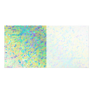 Photo Card Informel Art Abstract