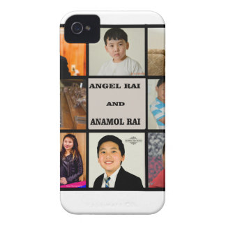 Photo Collage iPhone 4 Case-Mate Case