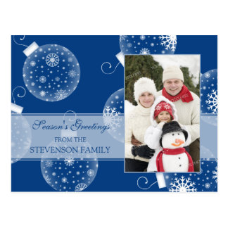Photo Decorations Season s Greetings Postcards