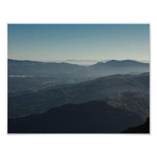 Photo Landscape of Montserrat