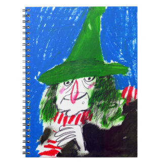 Photo Notebook WITCH