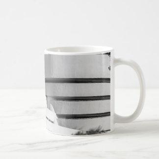 Photo of the Guggenheim Museum in New York City Basic White Mug