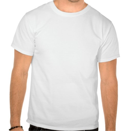 Photo Realistic Foil on White T Shirts