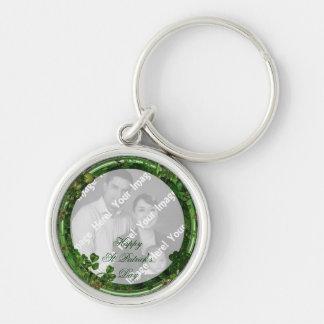 Photo St. Patrick's Day Key Chain