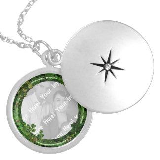 Photo St. Patrick's Day Necklace