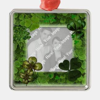 Photo St. Patrick's Day Ornament