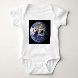 Photograph of the Earth - Hemisphere Is Baby Bodysuit