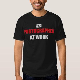 Photographer Work T-shirt Design