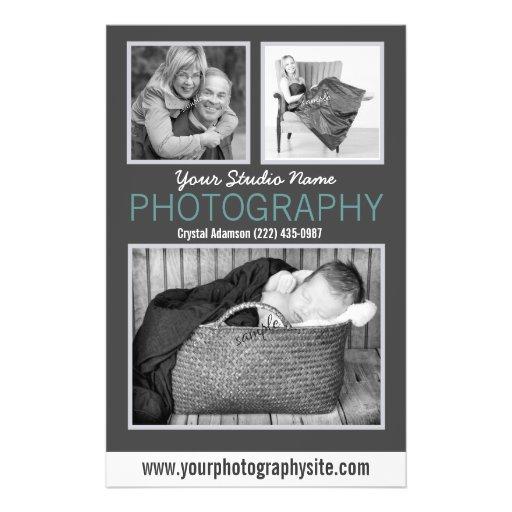 Photography Business Handout Large Sample Photos Flyers