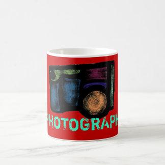 Photography Camera Coffee Mug