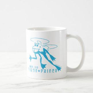 Phrog Prince Classic White Coffee Mug