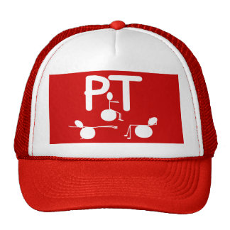 Physical Therapist Gifts Unique Graphics Mesh Hat