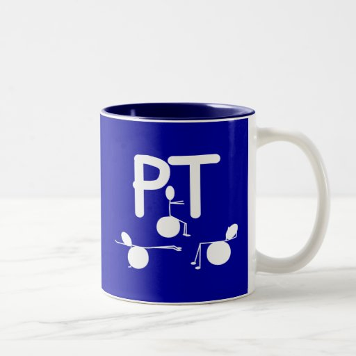 Physical Therapist Gifts Unique Graphics Mug