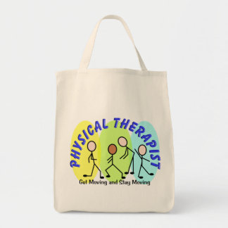 Physical Therapist Tote Bag