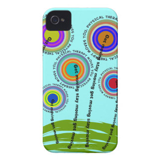 Physical Therapy Artsy Gifts iPhone 4 Covers