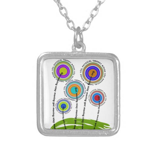 Physical Therapy Artsy Gifts Jewelry