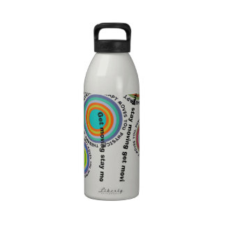 Physical Therapy Artsy Gifts Drinking Bottles