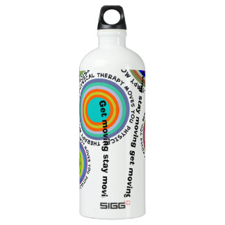 Physical Therapy Artsy SIGG Traveller 1.0L Water Bottle