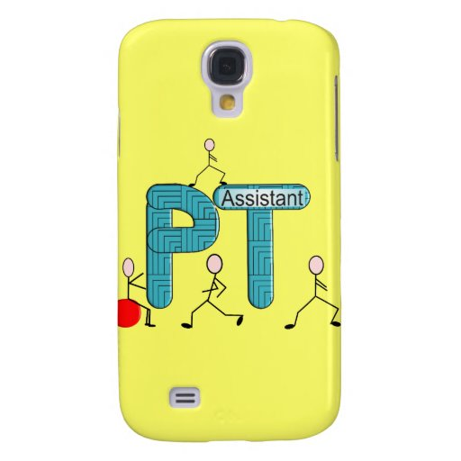 Physical Therapy Assistant Gifts Galaxy S4 Covers