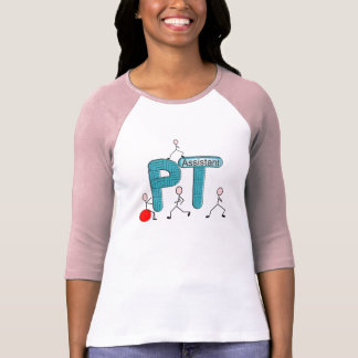 Physical Therapy Assistant Gifts Tee Shirts