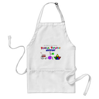 Physical Therapy Assistant Gifts Unique Graphics Apron