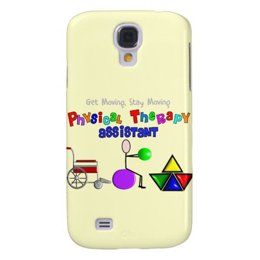 Physical Therapy Assistant Gifts Unique Graphics Galaxy S4 Cases