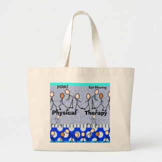 Physical Therapy Employee Gifts Canvas Bag