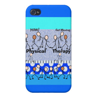 Physical Therapy Employee Gifts iPhone 4/4S Covers