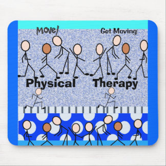 Physical Therapy Employee Gifts Mouse Pad