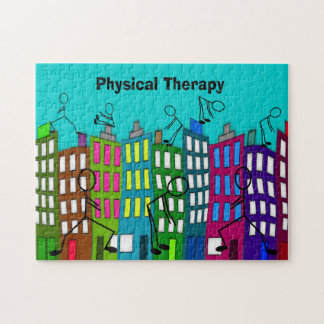 Physical Therapy Gifts Puzzles