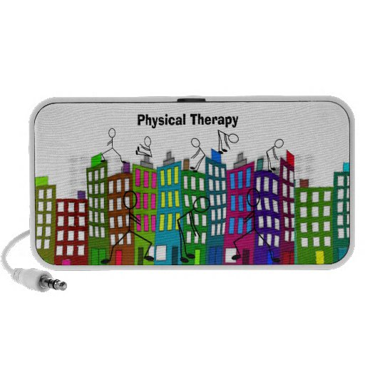 Physical Therapy Gifts Portable Speakers