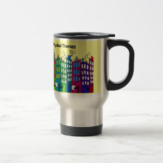 Physical Therapy Gifts Stainless Steel Travel Mug