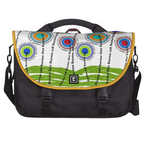 Physical Therapy Laptop Computer Bag