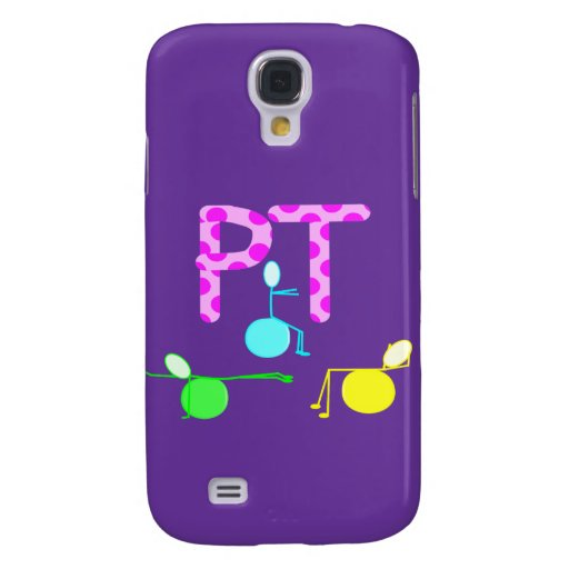 Physical Therpist Gifts With Unique Graphics Samsung Galaxy S4 Case