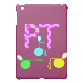 Physical Therpist Gifts With Unique Graphics iPad Mini Case