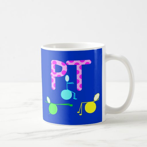 Physical Therpist Gifts With Unique Graphics Mugs