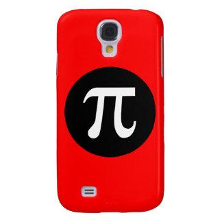 Pi and Circle Galaxy S4 Case
