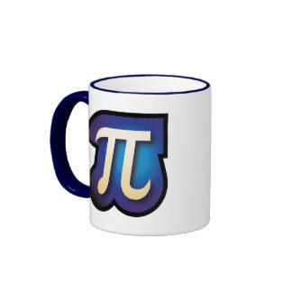 Pi Coffee Mugs