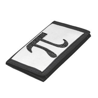 Pi Simple Tri-fold Wallet