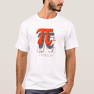 Pi Symbol Art T-Shirt