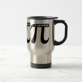 Pi Travel Coffee Mug