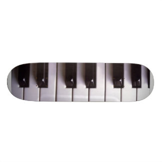 Piano 21.6 Cm Old School Skateboard Deck