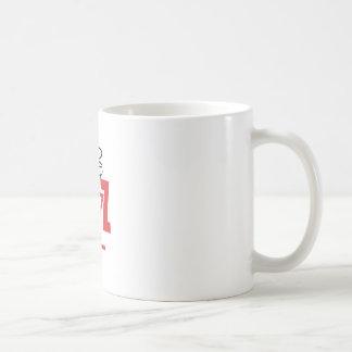 Piano Jazz Coffee Mug