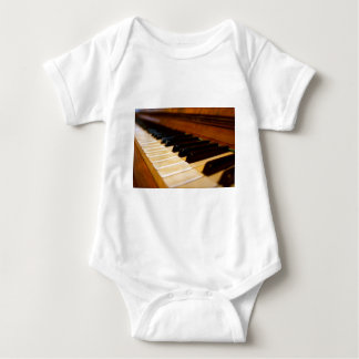 Piano Photo Baby Bodysuit