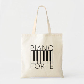 Pianoforte Tote Bag